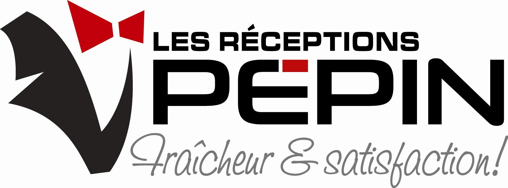 Logo Réception Pépin
